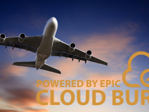 Cloud Burst – game-changing commercial cloud computing for Airbus