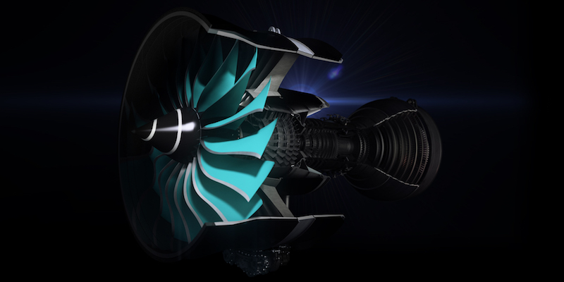 Zenotech partners with Rolls-Royce on an innovative simulation project