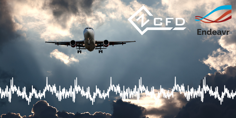 Takeoff for Zenotech and Airbus Endeavr project to reduce aircraft noise