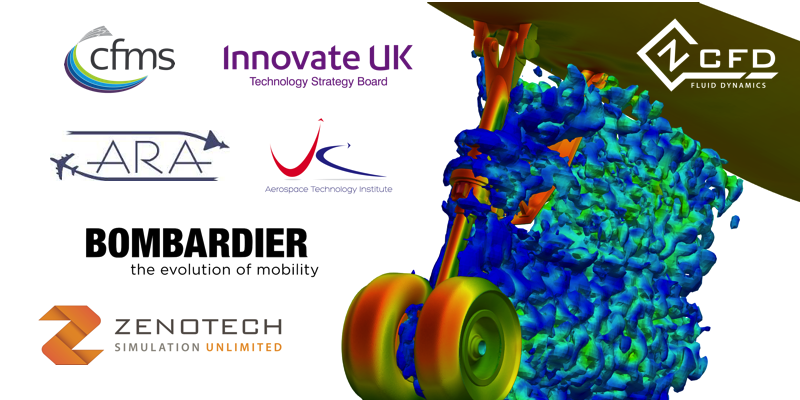 Zenotech's CFD product takes a leading role in a new aerospace project